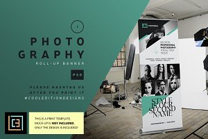 Photography - Roll-Up Banner 1