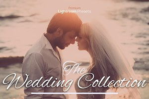 Wedding Lightroom Preset Collections