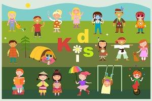 Fun kids activities