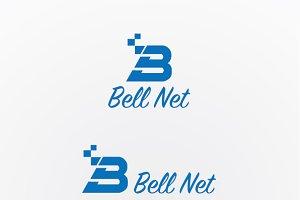 Bell Net Logo Template