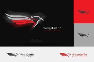 Wings Griffin Logo