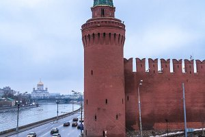 Beklemishevsky Moskvoretsk tower