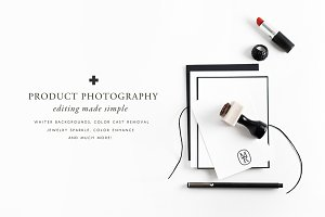 Product Photography Editing Actions