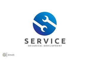 Service - Letter S Logo