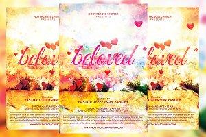 Beloved Church Flyer
