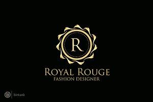 Royal Rouge - Classy Logo