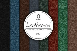 Leather Seamless HD textures vol.1
