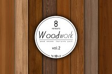 8 wood veneer texture pack vol.2 by  in Wood