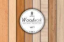 8 wood veneer texture pack vol.1 by  in Wood