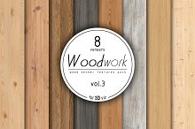 8 wood veneer texture pack vol.3 by  in Wood