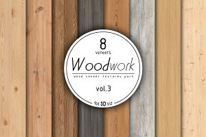 8 wood veneer texture pack vol.3