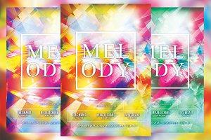 Melody Flyer