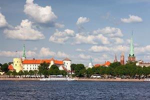 Riga, Latvia. Summer