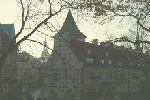 Riga, Latvia. Autumn
