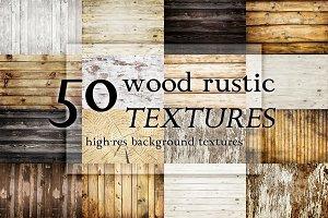 50 wood rustic textures