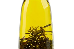 Olive Oil with Rosemary and Garlic
