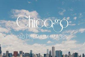 Chicago ~ 40 Premium Images