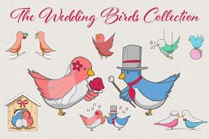 The Wedding Birds Collection