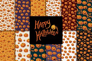 12 Haloween patterns