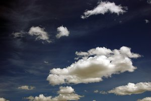 Blue Sky & Cloud Image Collection
