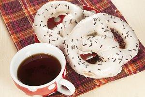 Swirl buns