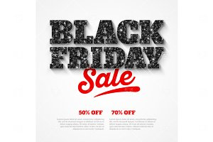 Black friday poster 3