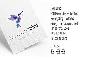 hummingbird logo