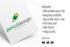 Pencil Design logo