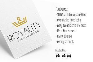 Royality logo