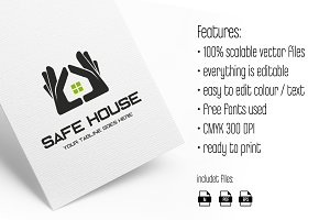 SafeHouse vol1 logo