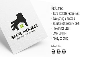 SafeHouse vol2 logo