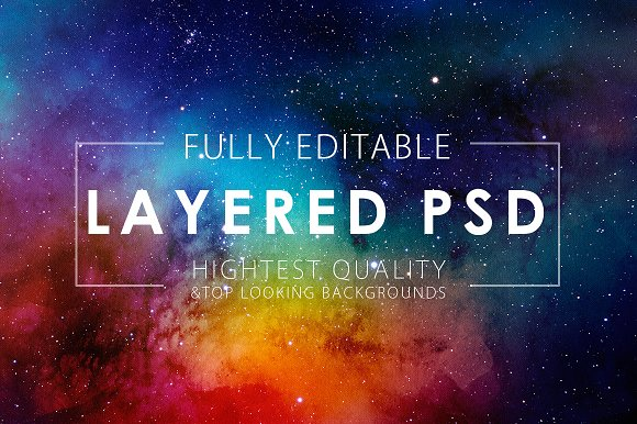 aa966df56e7b Only Watercolor Backgrounds Bundle