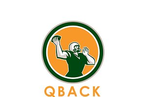 QBack Sporting Development Logo