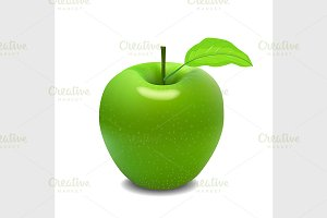 big green apple
