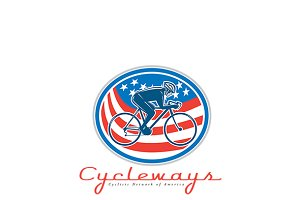 Cycleways Cyclist Network American L