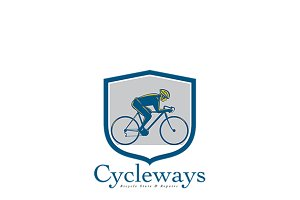 Cycleways Bicycle Store Logo