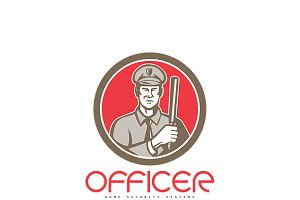 Officer Home Security Systems Logo