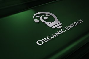 Organic Life Energy Light Bulb Lamp