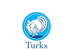 Turks Turkey Free-Range Farms Logo