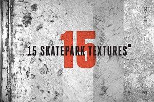 15 Skatepark .jpeg Textures B