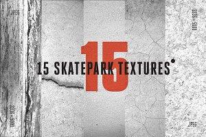 15 Skatepark .jpeg Textures C