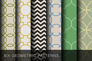 [PSDs] Tileable geometric patterns