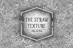 THE STRAW TEXTURE