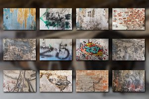 Concrete Texture Collection