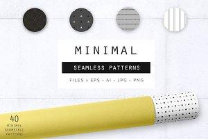 Geometric Minimal Patterns