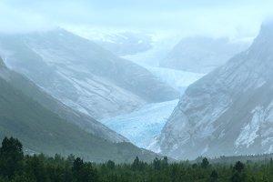Norwey glacier