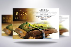 The Book Of Life Flyer