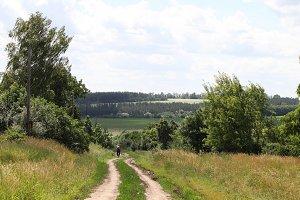 Ukrainian landscape