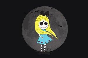 Dead Girl Character