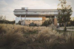 Leadership Building at UNT